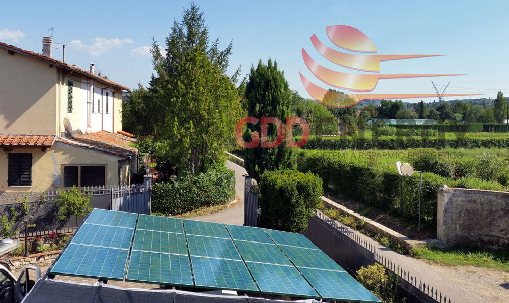 Moduli Fotovoltaici Verdi