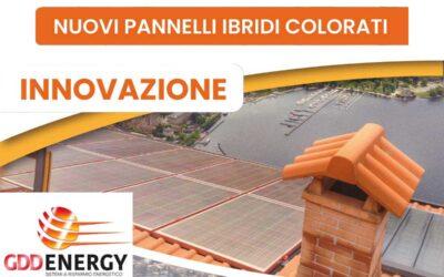 Pannello ibrido fotovoltaico termico Energy Bond