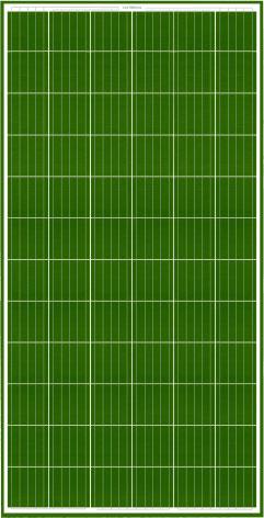 moduli colorati verdi